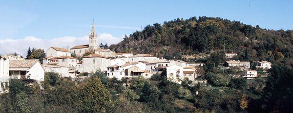 Village de st andéol de vals
